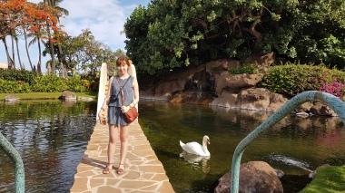 Oceanside Garden of Hyatt Regency & Spa