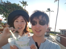 Because Gelato was part of our bucket list. :()