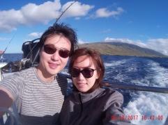 On our way to Molokini Island!!